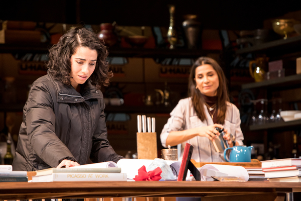 Photo Flash: Guthrie Theater's Production of NOURA