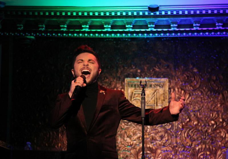 BWW Review: TUESDAYS AT 54  WITH ROBBIE ROZELLE Kicks Ass at 54 Below