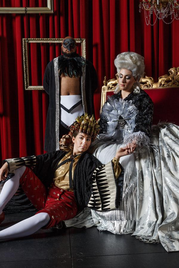 Photo Flash: First Look at Pittsburgh Opera's ALCINA