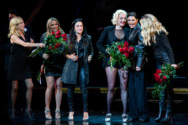 Photo Coverage: The Real Housewives of Beverly Hills Visit Erika Jayne in CHICAGO