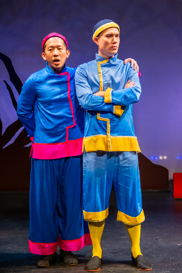 Photo Flash: Pan Asian Repertory Theatre Presents THE EMPEROR'S NIGHTINGALE