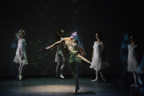 Photo Flash: Joshua Beamish/MOVETHECOMPANY Presents Screening of @GISELLE at Lincoln Center
