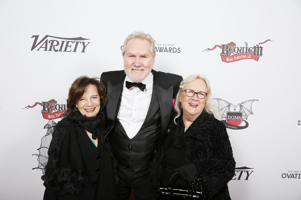 MICHELE BROURMAN, HARRY GROENER, DAWN DIDAWICK  Photo