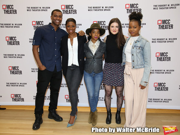 Photo Coverage: Meet the Cast of ALL THE NATALIE PORTMANS
