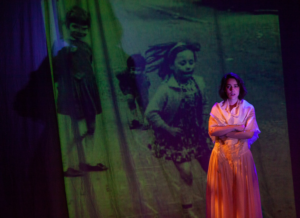 Photo Flash: First Look At THE STRANGE UNDOING OF PRUDENCIA HART At Wilbury Group