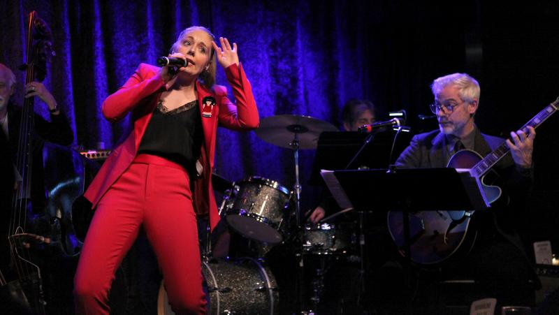 BWW Review: Hannah Jane Peterson Casts A Light On The Future With LEADING LADIES at Birdland Theater