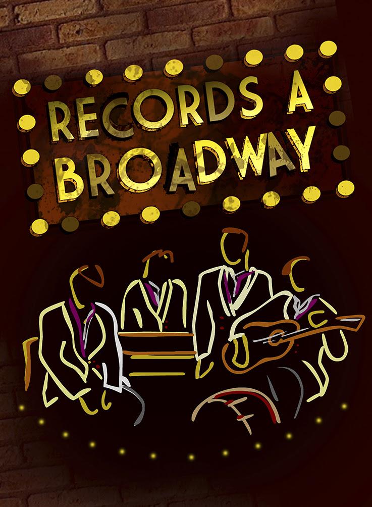 RECORDS A BROADWAY vuelve a Barcelona