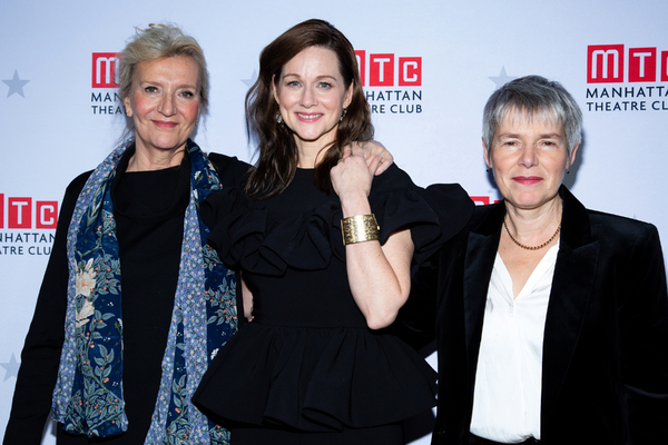 Photo Coverage: Laura Linney & Company Celebrate Opening Night of MY NAME IS LUCY BARTON