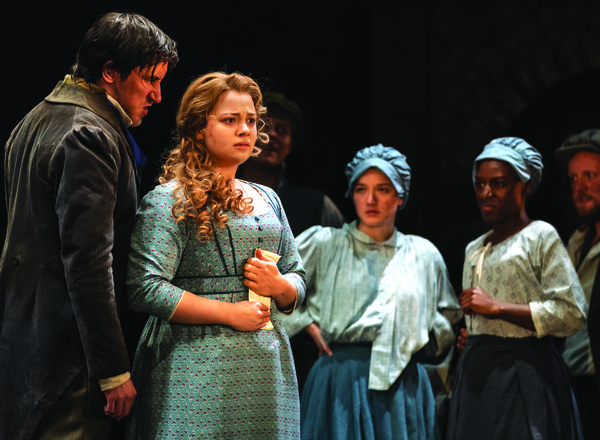 Photo Flash: First Look at the New London Production of LES MISERABLES and the Renovated Sondheim Theatre