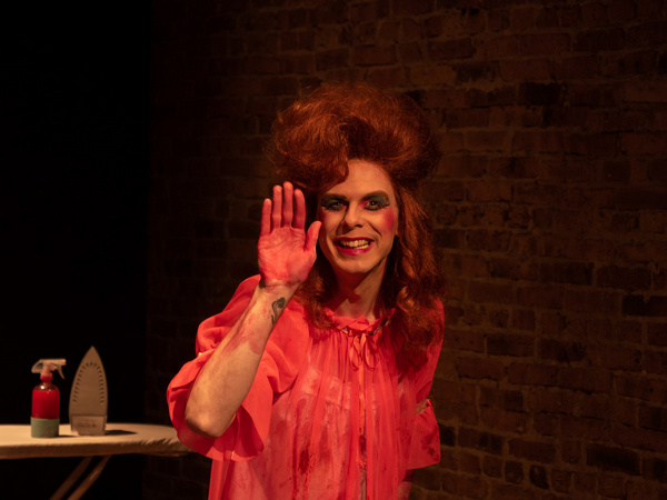 Photo Flash: First Look At OUT, DARN SPOT! At Rhinofest 2020