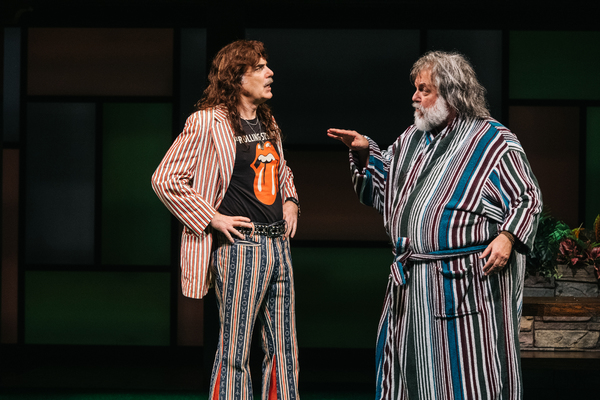 Photo Flash: First Look at Folger Theatre's MERRY WIVES OF WINDSOR