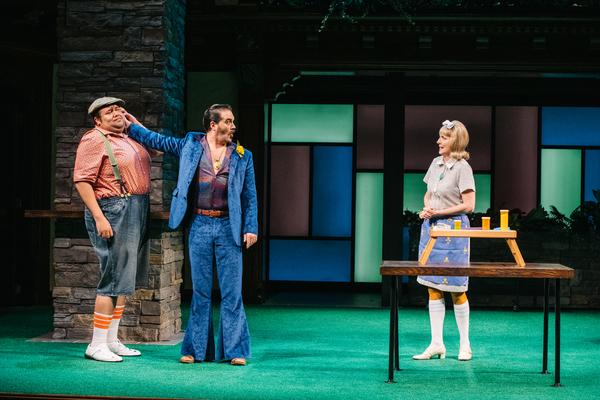 Derrick Truby, Cody Nickell, Kate Eastwood Norris Photo