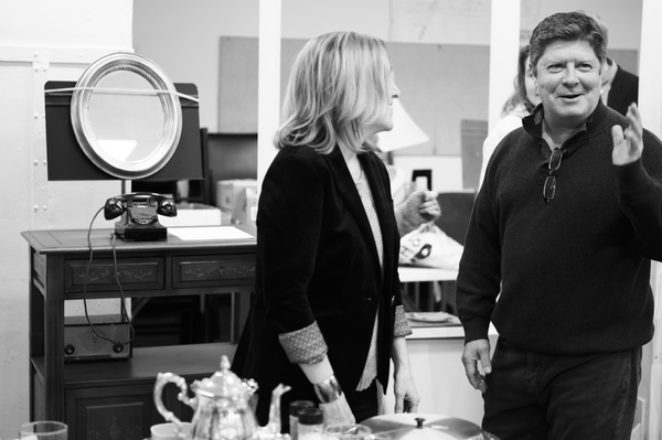 Photo Flash: Michael McGrath, Erin Dilly & More Join PLAZA SUITE on Broadway; Go Inside Rehearsals!