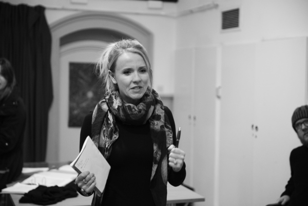 Photo Flash: First Look at Rehearsal Photos of Bridewell Theatre's FOR THE SAKE OF ARGUMENT