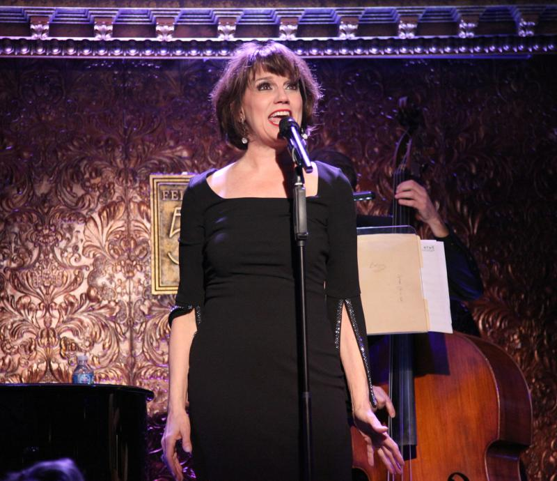 BWW Review: Beth Leavel Levels 54 Below Audiences With IT'S NOT ABOUT ME