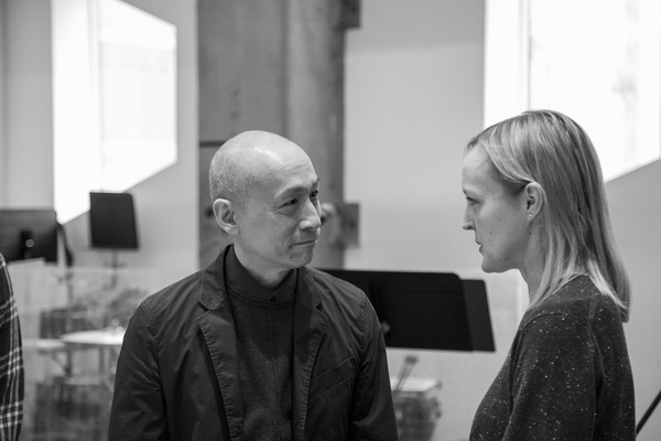 Francis Jue and Beth Whitaker Photo