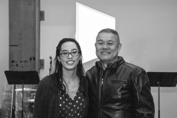 Lauren Yee and Chay Yew Photo