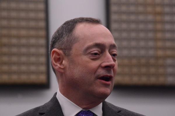 Michael Stotts (Paper Mill Managing Director)