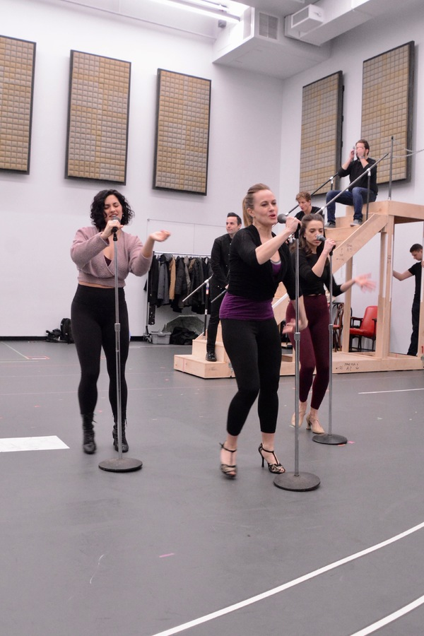 Photos: The Cast of UNMASKED THE MUSIC OF ANDREW LLOYD WEBBER Meets The Press