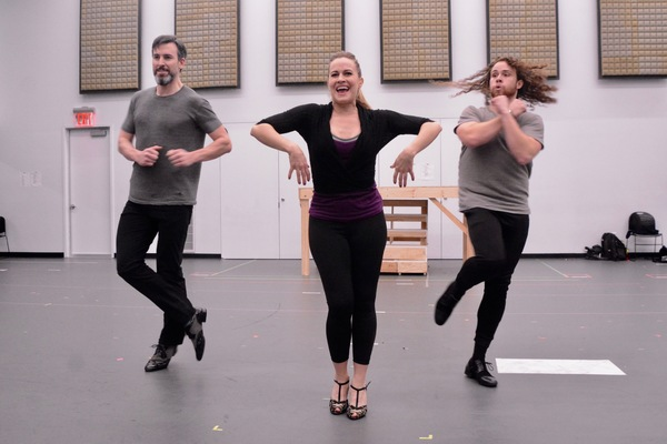 Photo Coverage: The Cast of UNMASKED THE MUSIC OF ANDREW LLOYD WEBBER Meets The Press