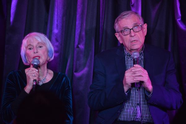 Photo Flash: Barbara Bleier and Austin Pendleton Bring BITS AND PIECES to Pangea