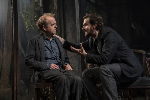 Toby Jones and Richard Armitage Photo