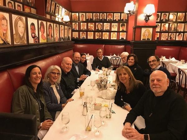 amar Climan, Jamie deRoy, William Franzblau, Rupert Holmes, Teressa Jennings, Peter C Photo