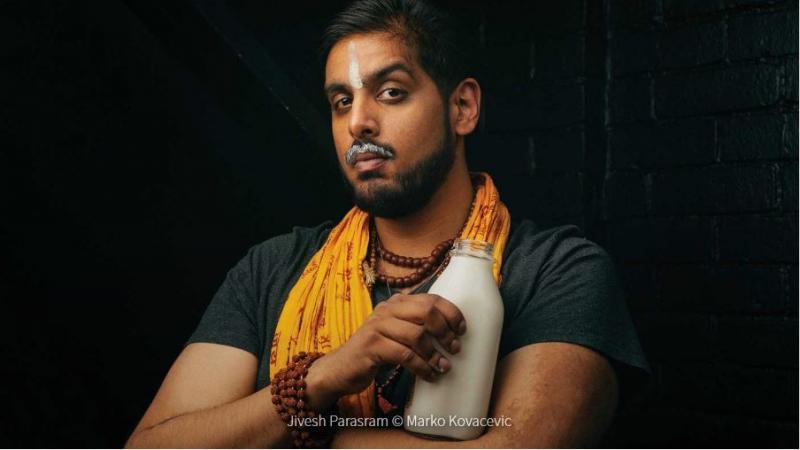 BWW Review: Jivesh Parasram's TAKE D MILK, NAH? Tackles Identity and Self-Awareness at Ottawa's National Arts Centre