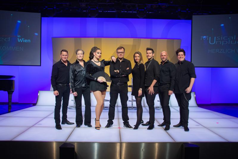 BWW Review: MUSICAL UNPLUGGED at Studio 44