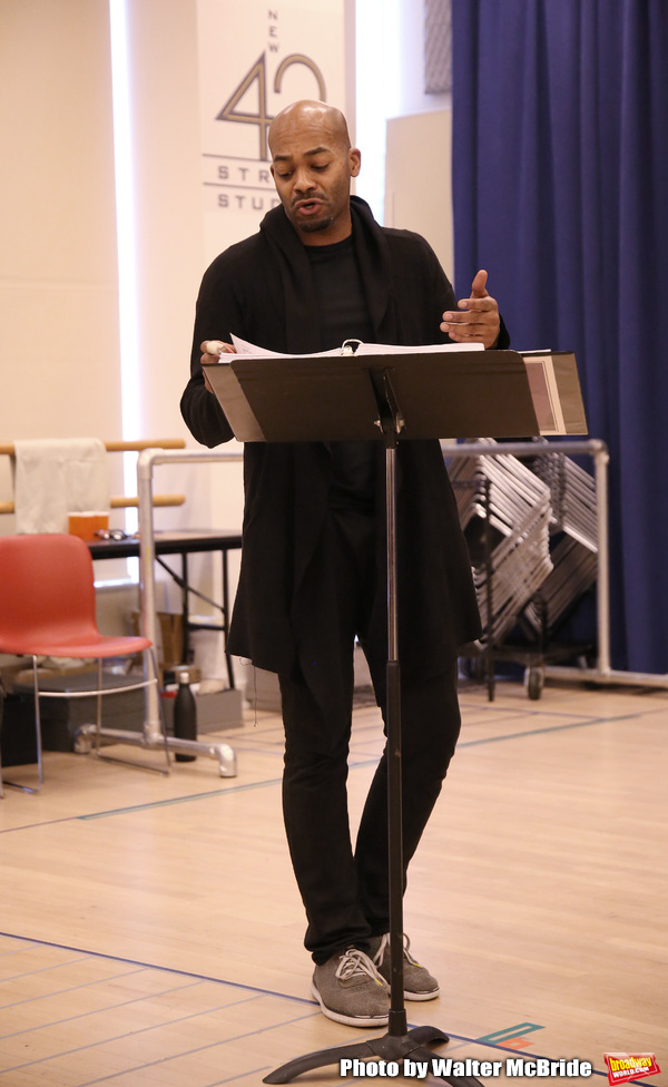 Photos: In Rehearsal with Rachel Bay Jones, Brandon Victor Dixon and the Cast of NEXT TO NORMAL