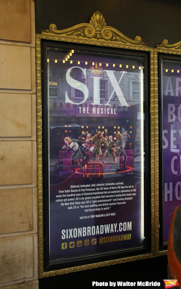 Up on the Marquee: SIX