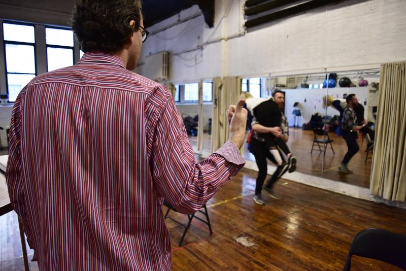 BWW Interview: On Site Opera Talks Location Specific DAS BARBECÜ