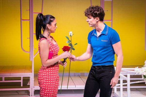 Romeo and Bernadette