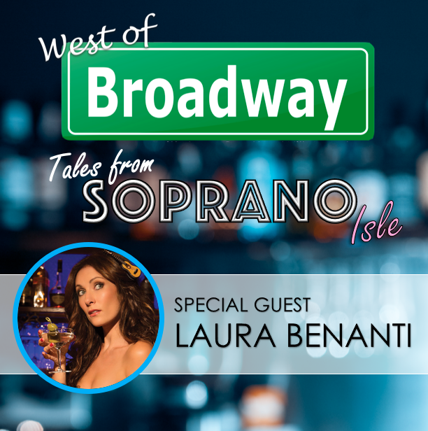 The 'West of Broadway' Podcast Welcomes Tony Winner Laura Benanti