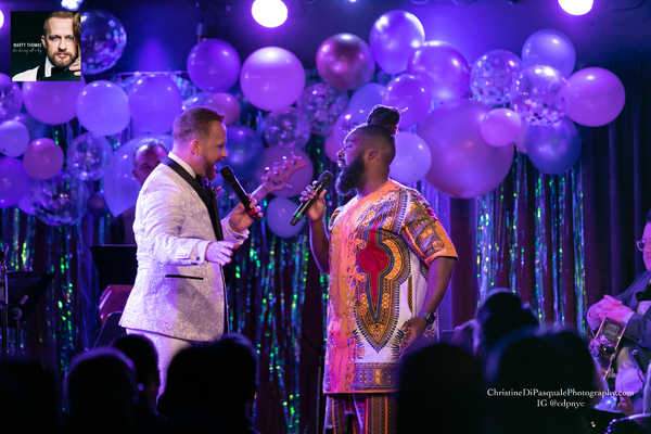 Photo Flash: Inside Marty Thomas' SECOND CHANCE PROM at Green Room 42