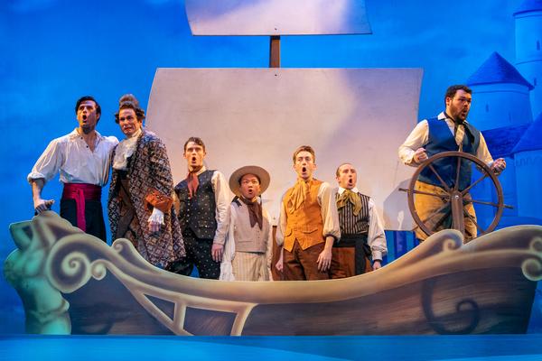 Photo Flash: The Argyle Theatre Presents Disney's THE LITTLE MERMAID