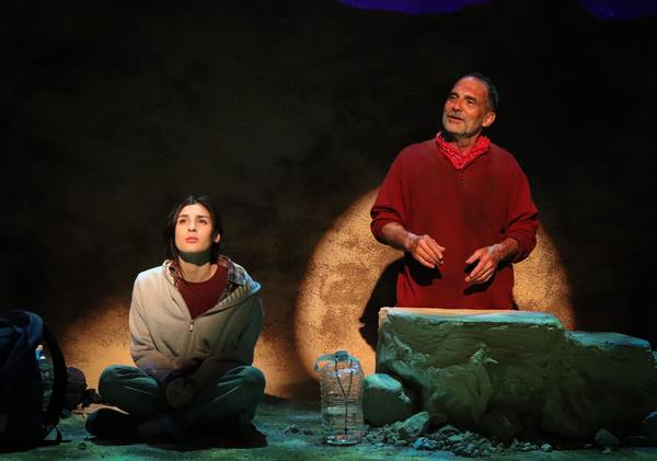 Photo Flash: The Road Theatre Company Presents NOWHERE ON THE BORDER