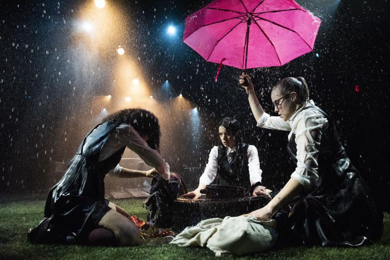 BWW Review: Erica Schmidt's Psychologically Intriguing MAC BETH Moves Uptown