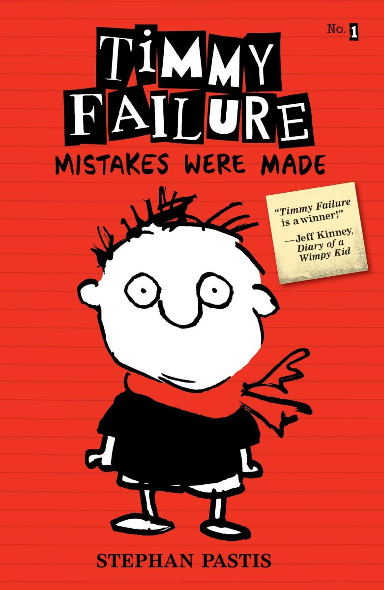 VIDEO: Disney+ Releases Trailer for TIMMY FAILURE: MISTAKES WERE MADE, plus World Premiere Photo Round-Up