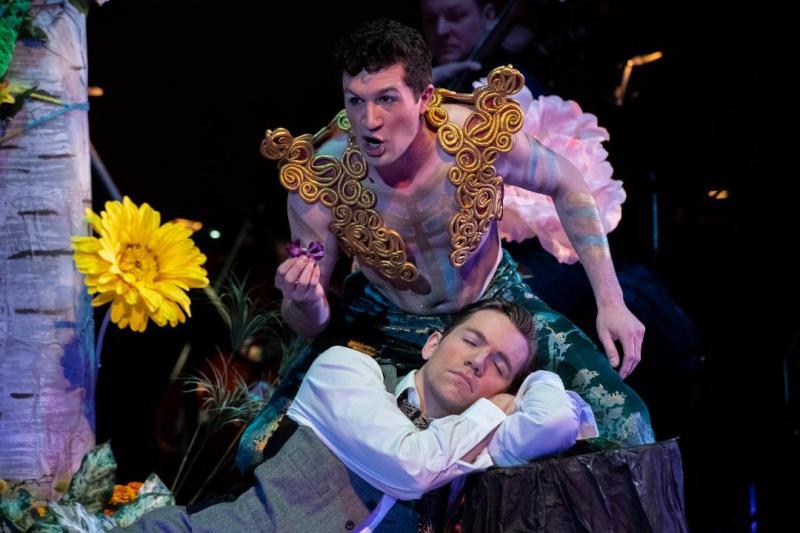 BWW Review: A Playful MIDSUMMER NIGHT'S DREAM at BUFFALO'S IRISH CLASSICAL THEATRE