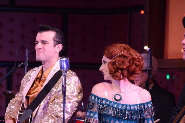 Photo Coverage: The Cast of MILLION DOLLAR QUARTET Take Opening Night Bows