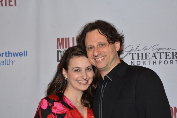 Keith Andrews and Amy Andrews Photo