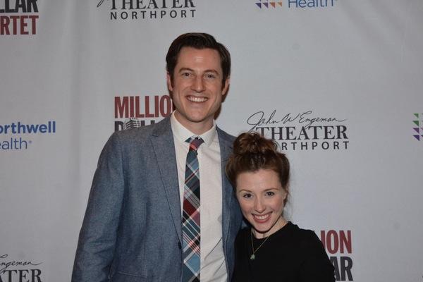 Photo Coverage: The Cast of MILLION DOLLAR QUARTET Celebrate Opening Night