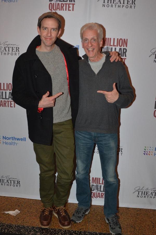 Corey Kaiser and David Sonneborn Photo