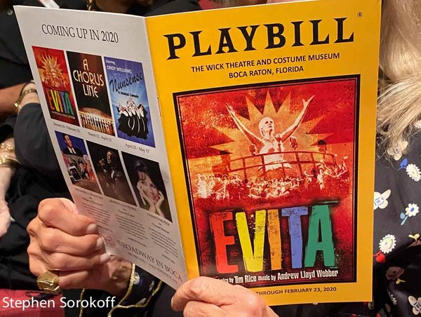 Photo Coverage: Inside Opening Night of EVITA at the Wick Theatre