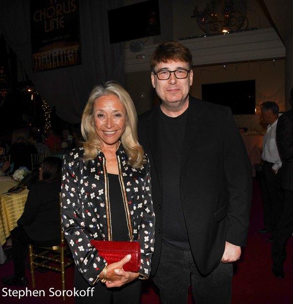 Eda Sorokoff & Darren R. Cohen, musical director Photo