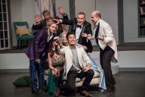 Photos: First Look at IT'S ONLY A PLAY at The Morgan-Wixson