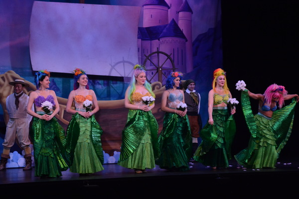 Photo Coverage: THE LITTLE MERMAID Opens At The Argyle Theatre