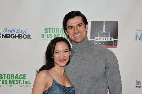 Kimberly Immanuel and Jeff Sullivan