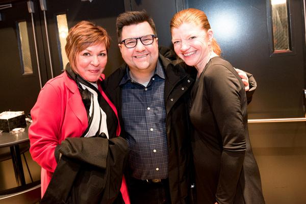 Terri Kent, Michael Cassara, Jen Korecki Photo